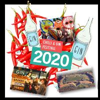 Portsmouth Chilli & Gin Festival 2021 - Saturday Tickets