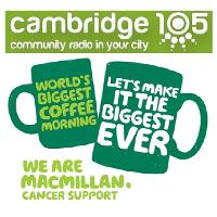 Cambridge 105 Macmillan Coffee Morning