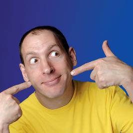 The Coastal Comedy Show presenting the stupendous Adam Bloom!