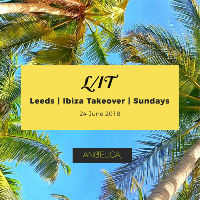L/it Ibiza Takeover Sunday Presents Hardtimes Label Album Launch