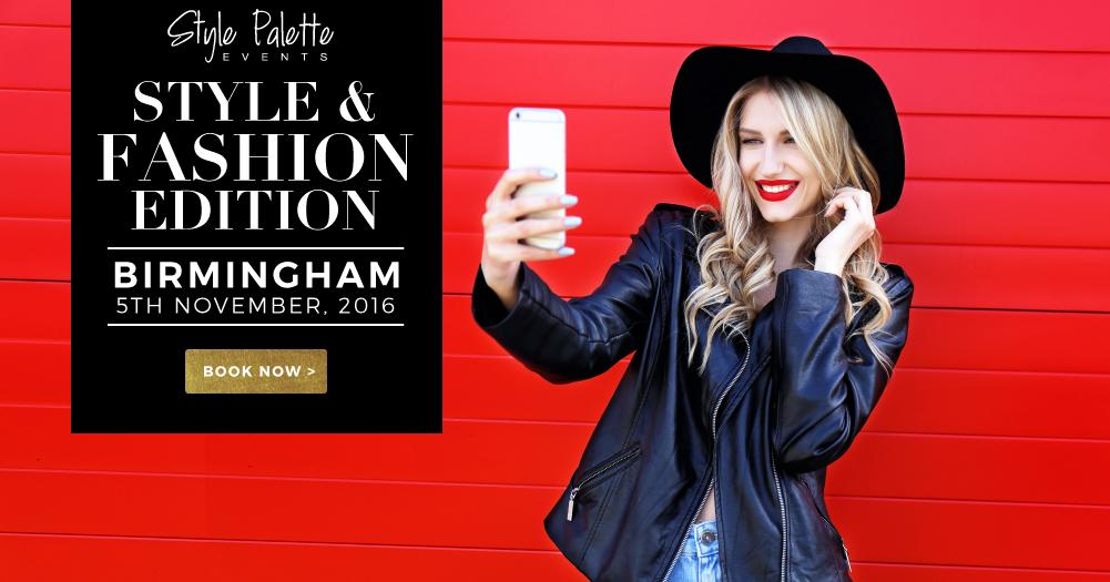 Style Fashion Eddition Birmingham Hyatt Regency Birmingham Birmingham Sat 5th November
