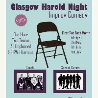Glasgow Harold Night - free improv comedy