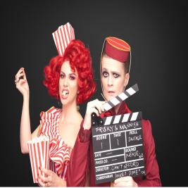 Frisky & Mannish: Popcorn