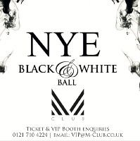 M-Club Presents - NYE Black & White Ball