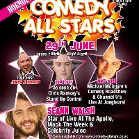 Comedy All Stars 29th June
