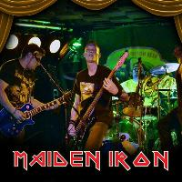 Maiden Iron + support tba