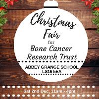 Christmas Fair for Bone Cancer Research Trust
