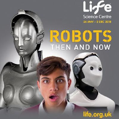 Robots – then and now