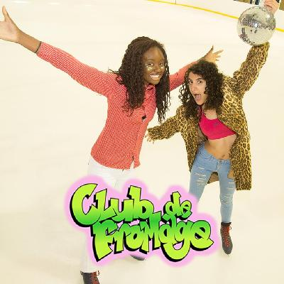 Fromage on Ice - Beyonce v Rhianna