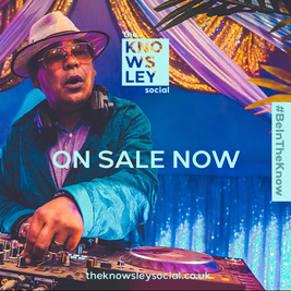The Knowsley Social Presents Craig Charles Funk and Soul