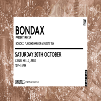 Bondax presents RECUR