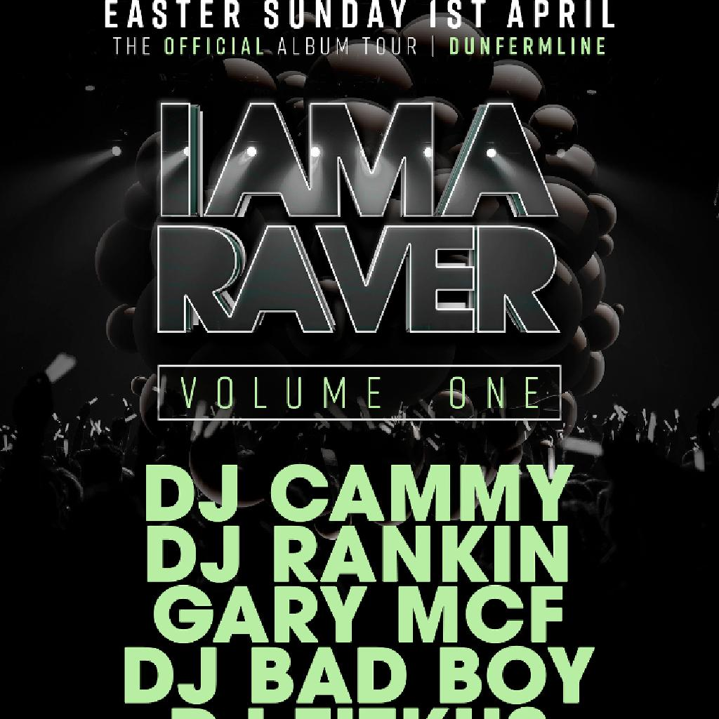 I Am A Raver Easter Sunday