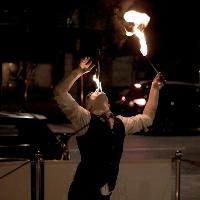 Fire Eating Workshop