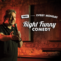 right funny comedy - battersea / clapham
