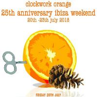 Clockwork Orange Ibiza 25th Anniversary