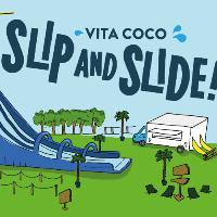 Vita Coco Slip N Slide