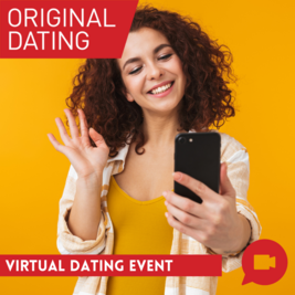 Virtual Speed Dating London. Ages 25-45