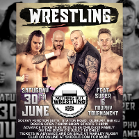 Nothing But Wrestling Presents: Super 6 Tournament.