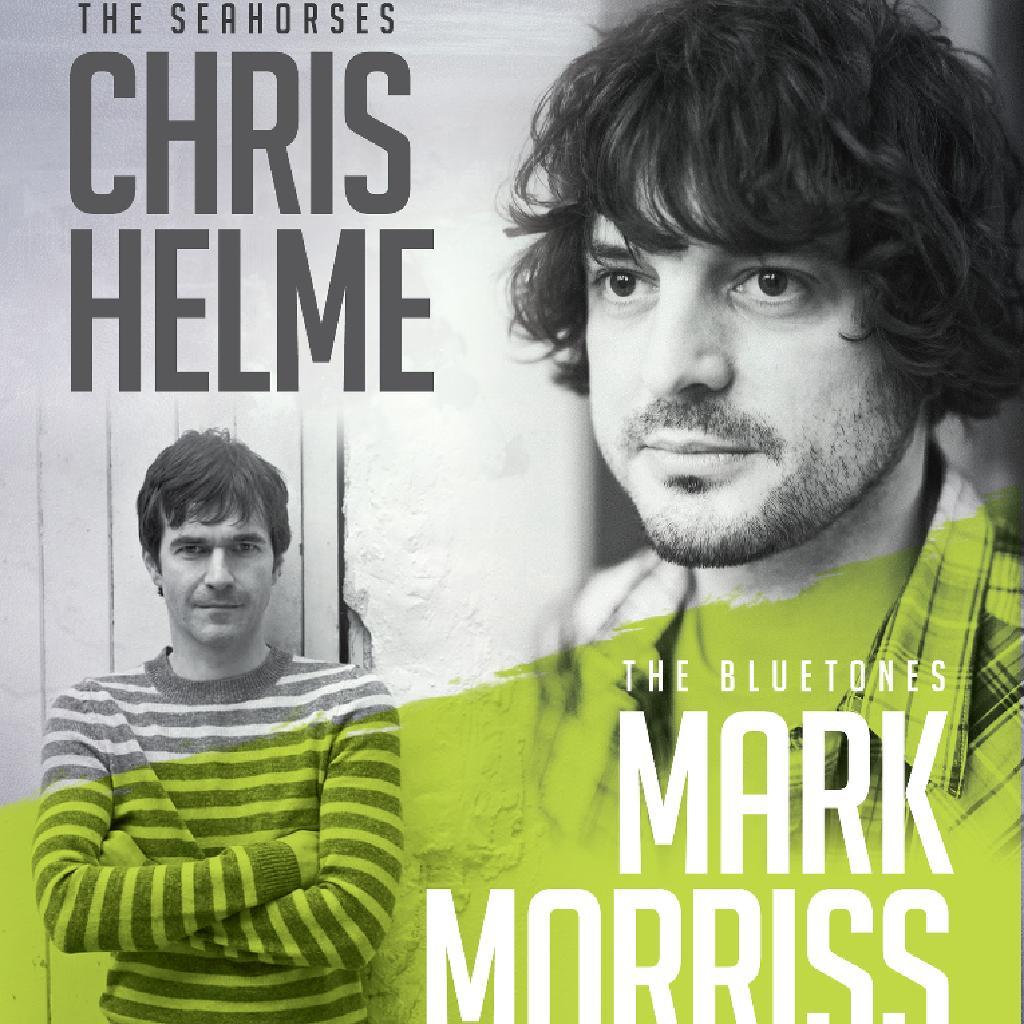 Mark Morriss (The Bluetones) & Chris Helme (The Seahorses) Live