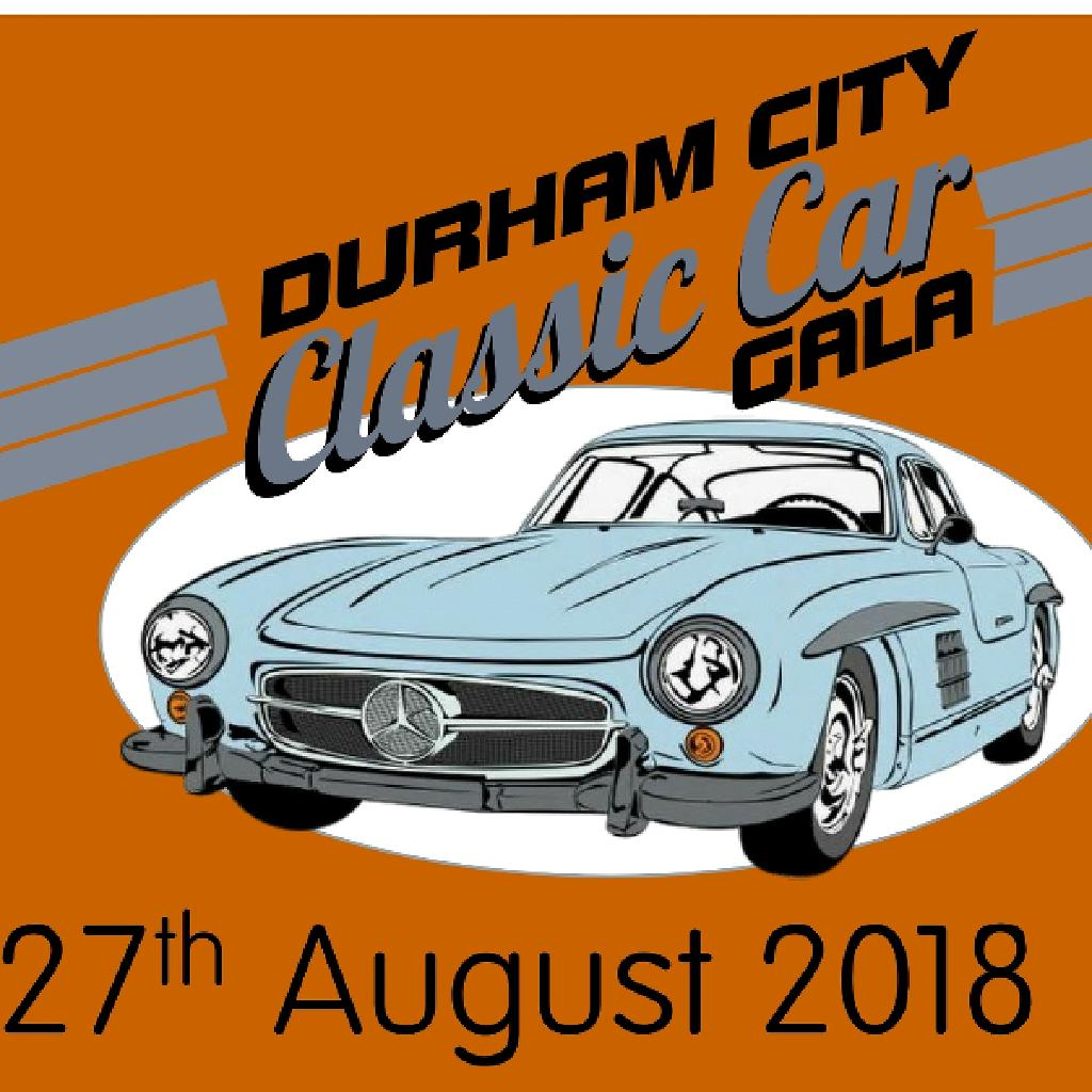 Durham City Classic Car Gala