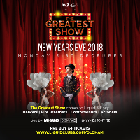 New Years Eve 2018: The Greatest Show