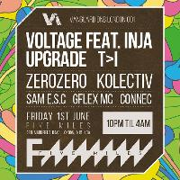 Vanguard dnb - Voltage, Inja, Upgrade, T>I