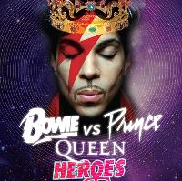 Bowie v Prince v Queen Club Night