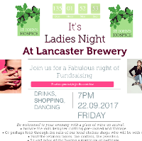 Lancaster Ladies Chairty Evening in aid of St John
