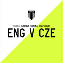 Euros Fanpark - ENG v CZE