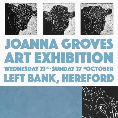 Joanna Groves Art Exhibition