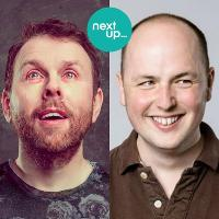Pizza and Comedy: Tom Parry + Michael Legge // Show Recording
