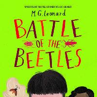 Beetle Magic with M. G. Leonard