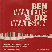 Ben Waters and Diz Watson with special guest Tony Uter