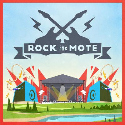 Rock The Mote returns to Mote Park in 2020 for a weekend full of the UK's top rock tribute bands including Muse, Queen, Green Day & more