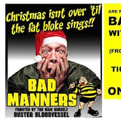 Bad Manners with special guest Max Splodge