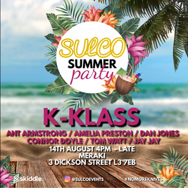 Sulco Summer Party