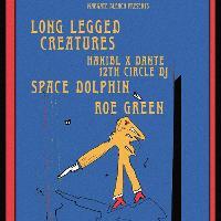 Bleach Presents: A Late Show w/Long Legged Creatures