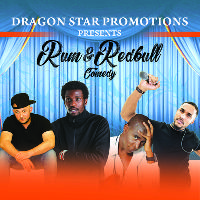 Dragon Star Promotions presents Rum & Redbull