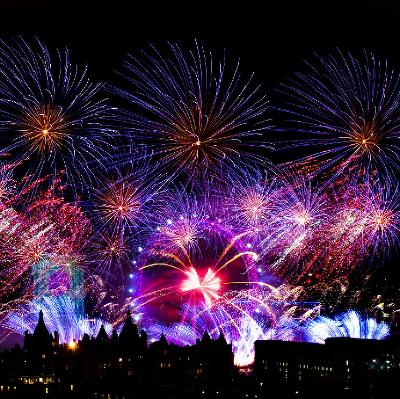 fireworks in cardiff 2015