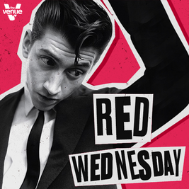 Red Wednesday - Indie, Disco, Good Vibes