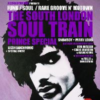 The South London Soul Train Prince Special - More on 4 Floors