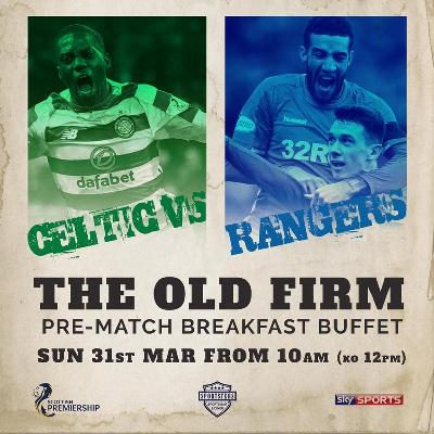 Old Firm Pre Party