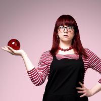 Angela Barnes: Rose-Tinted
