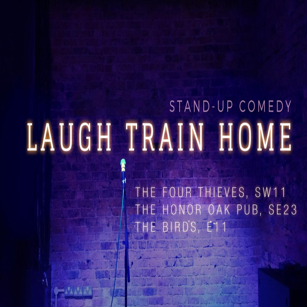 Laugh Train Home Comedy