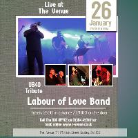 UB40 Tribute Band Labour of Love
