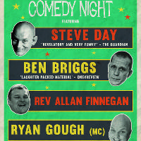 Hilarious Comedy Night November 2018