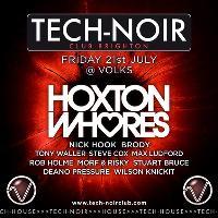 TECH-NOIR with Hoxton Whores
