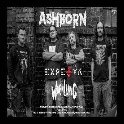 ivw#2 Ashborn + Expetya + Wovenlung