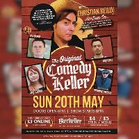 The Original Comedy Keller Hosted By Christian Reilly