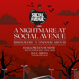 Social Avenue Halloween Indoor Festival